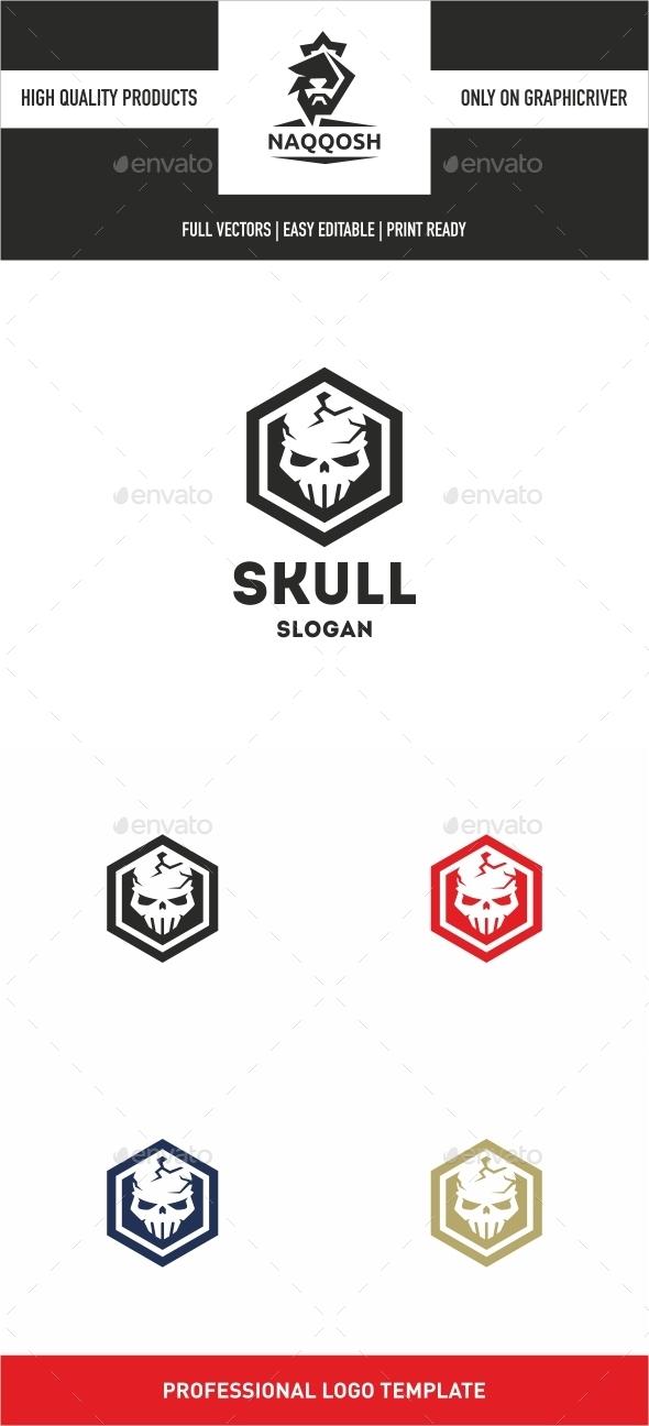 Skull - Logo Templates