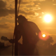 Live Music Band View From Stage During Sunset  - VideoHive Item for Sale