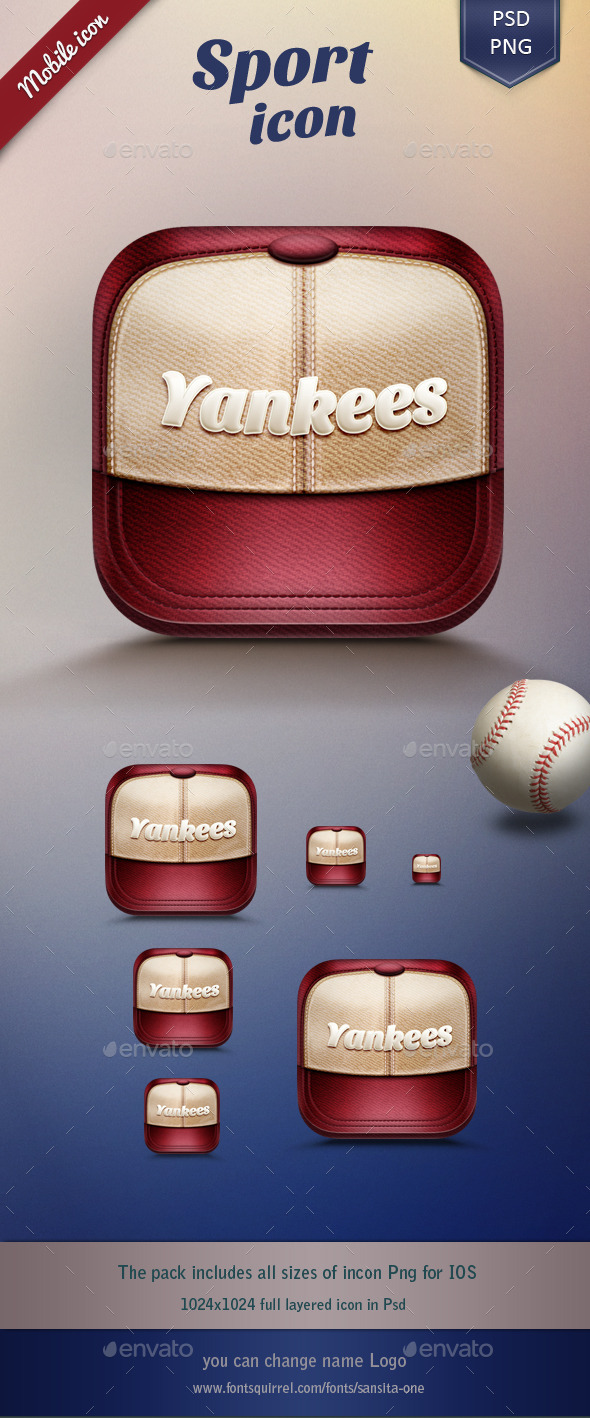 Sport Icon Baseball - Objects Icons