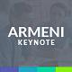 Armeni Keynote Template - GraphicRiver Item for Sale