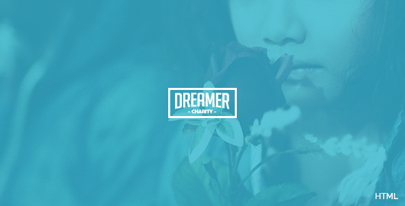 Dreamer – Multipurpose Charity HTML Template