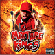 Hip Hop Flyer or CD Template - Mixtape Kings - GraphicRiver Item for Sale