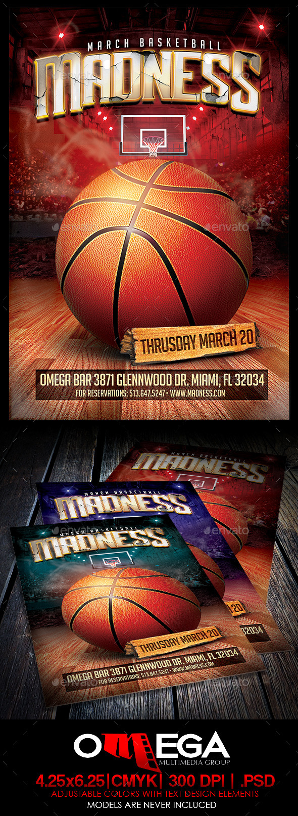 Basketball Madness 15 - Sports Events