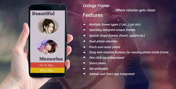 College Frames Pro - Valentine Special - CodeCanyon Item for Sale