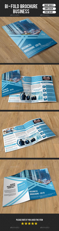 Corporate Bifold Brochure-V192 - Corporate Brochures