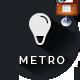 Metro Keynote - Revolution Presentation  - GraphicRiver Item for Sale
