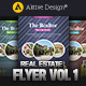 Real Estate Flyer | Vol 01 - GraphicRiver Item for Sale