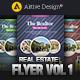 Real Estate Flyer | Vol 01 - GraphicRiver Item for Sale