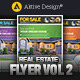 Real Estate Flyer | Vol 2 - GraphicRiver Item for Sale