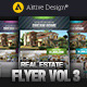 Real Estate Flyer | Vol 03 - GraphicRiver Item for Sale