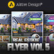 Real Estate Flyer | Vol 05 - GraphicRiver Item for Sale