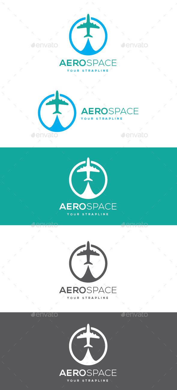 Aerospace Logo - Objects Logo Templates