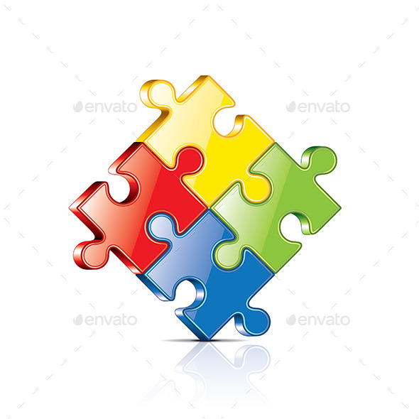 Puzzles - Abstract Conceptual