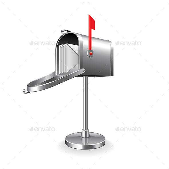 Mailbox - Miscellaneous Vectors
