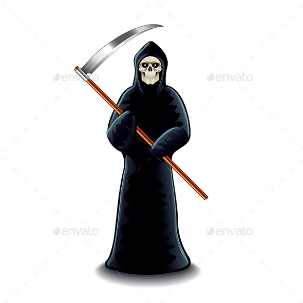 Grim Reaper - Halloween Seasons/Holidays