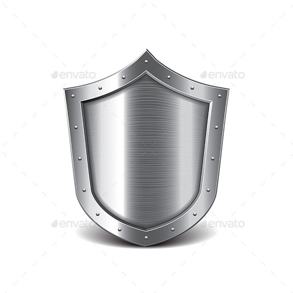 Metal Shield - Man-made Objects Objects