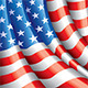 American Flag Background - GraphicRiver Item for Sale