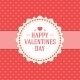 Happy Valentine's Day Greeting Card - GraphicRiver Item for Sale