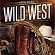 Wild West Flyer Template - GraphicRiver Item for Sale