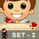 Little Cupid Character – Set 2 - GraphicRiver Item for Sale