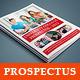 Prospectus Bi-Fold Brochure - GraphicRiver Item for Sale