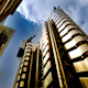 Lloyds Building London England Financial Center Business 6 - VideoHive Item for Sale