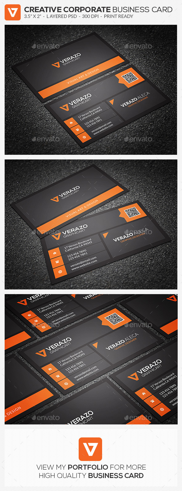 Creative Metro Style Business Card 74 - Creative Business Cards