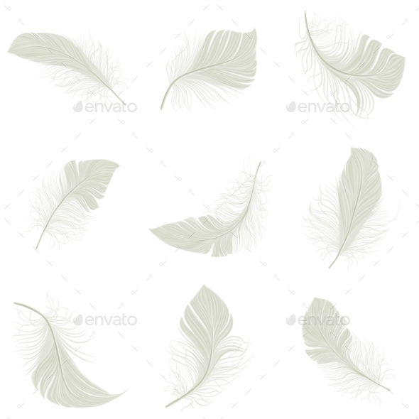 Feather Icons Set - Objects Vectors