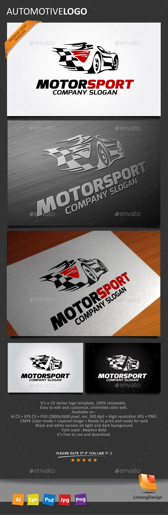 Aoutomotive Logo - Objects Logo Templates