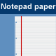 NotePad Paper - GraphicRiver Item for Sale