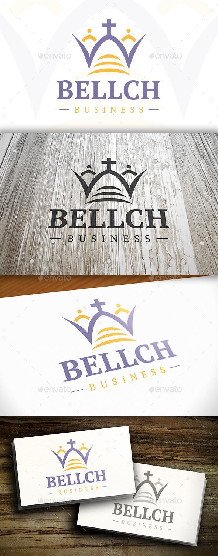 Church Bell Logo - Symbols Logo Templates
