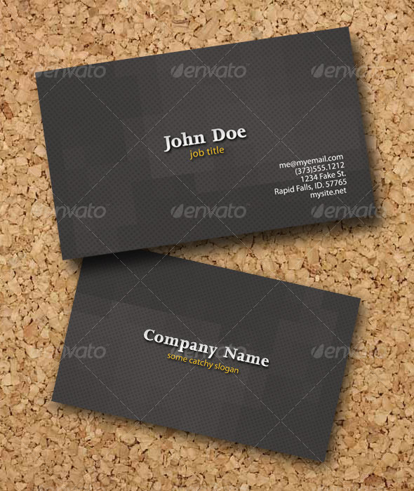 Mosiac Dots Business Card - Creative Business Cards