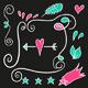 Calligraphic Design Elements.  - GraphicRiver Item for Sale