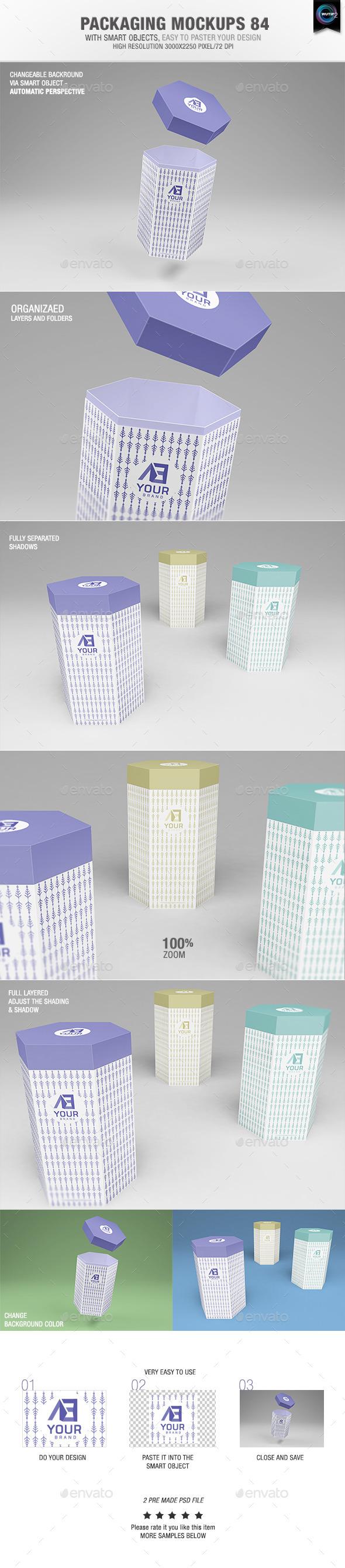 Packaging Mock-ups 84 - Product Mock-Ups Graphics