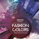 Fashion Colors Flyer Template - GraphicRiver Item for Sale