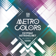 Metro Colors Flyer Template - GraphicRiver Item for Sale
