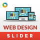 Web Design Slider - GraphicRiver Item for Sale