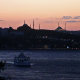Sunset in Istanbul - VideoHive Item for Sale