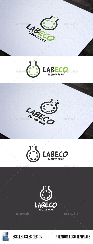 LabEco Logo - Nature Logo Templates