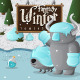 Winter Characters Game - GraphicRiver Item for Sale