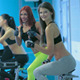 Friends Are Athletes In The Gym - VideoHive Item for Sale