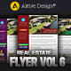 Real Estate Flyer | Vol 06 - GraphicRiver Item for Sale