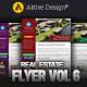 Real Estate Flyer | Vol 06 - GraphicRiver Item for Sale