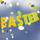 Happy Easter Background - VideoHive Item for Sale