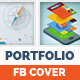 Facebook timeline cover for business portfolio - GraphicRiver Item for Sale