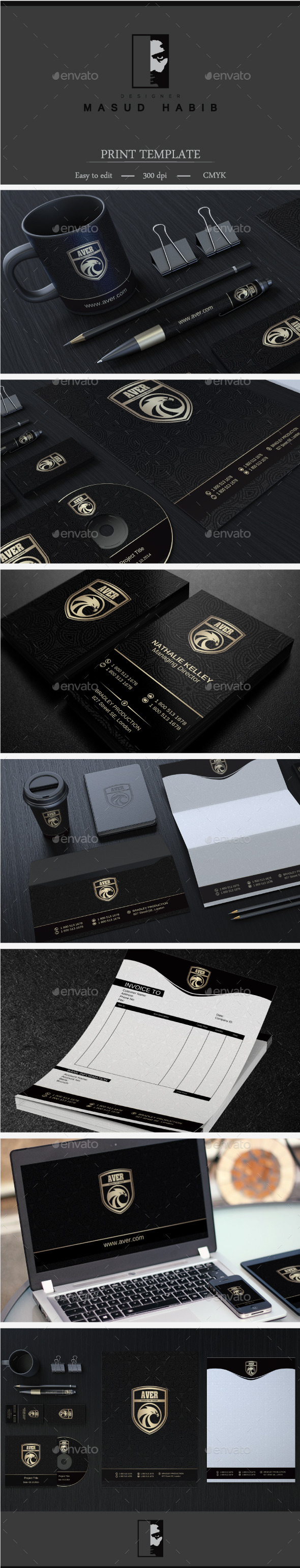 Creative Corporate Identity 26 - Stationery Print Templates