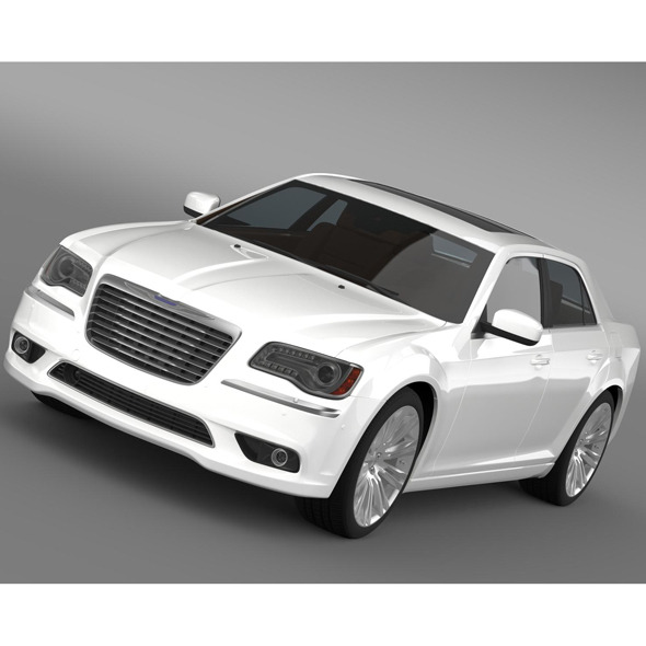 Chrysler 300C 2013 - 3DOcean Item for Sale