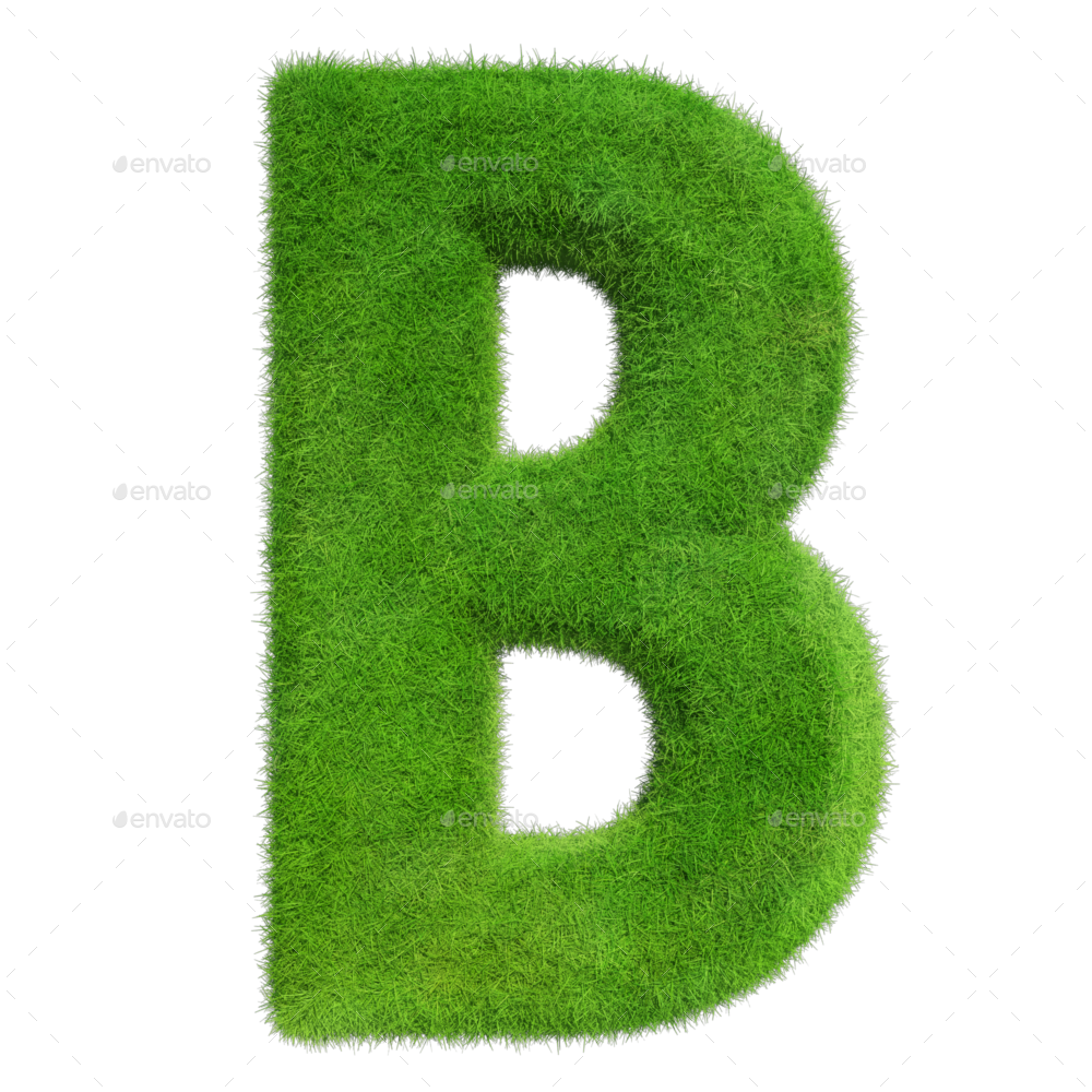 Grass alphabet by ogloc graphicriver grass alphabet thecheapjerseys Choice Image
