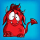 Loloo - Valentine Monster - GraphicRiver Item for Sale