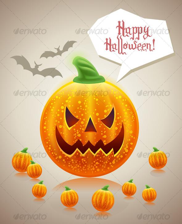 Halloween funny holiday card - Halloween Seasons/Holidays